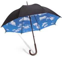 Umbrella 8 sky