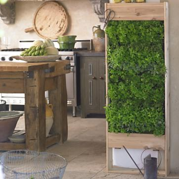 Fleurt blog vertical garden