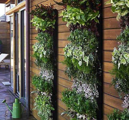 Fleurt blog vertical garden 2