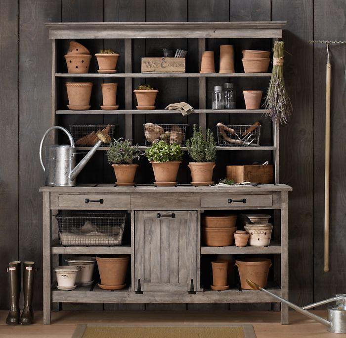 Resto potting bench 1
