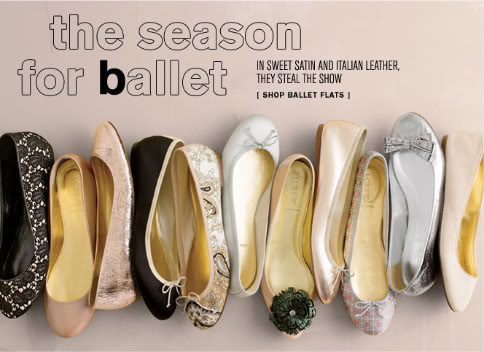 Ballet flat 2 use first